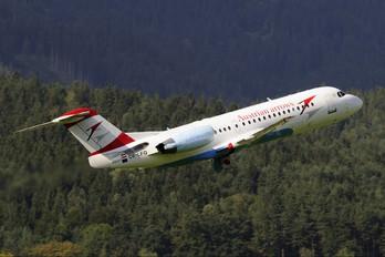 OE-LFQ - Austrian Airlines/Arrows/Tyrolean Fokker 70