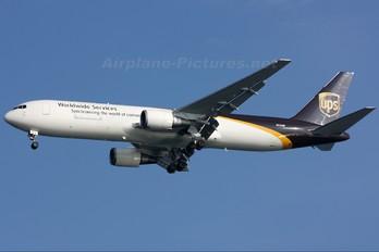 N329UP - UPS - United Parcel Service Boeing 767-300F