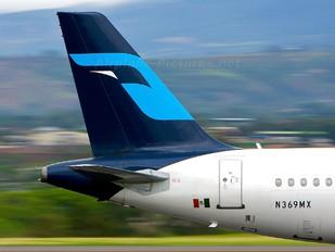 N369MX - Mexicana Airbus A320