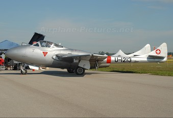 N835HW - Private de Havilland DH.115 Vampire T.55
