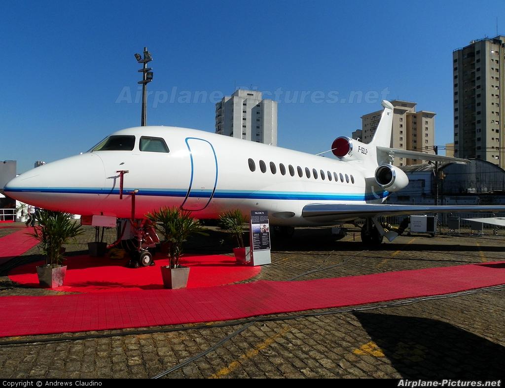 Private F-GZLP aircraft at São Paulo - Congonhas