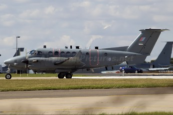 ZZ418 - Royal Air Force Beechcraft 300 Shadow R.1