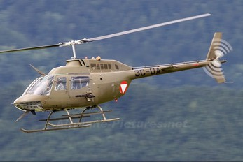 3C-OA - Austria - Air Force Bell OH-58B Kiowa