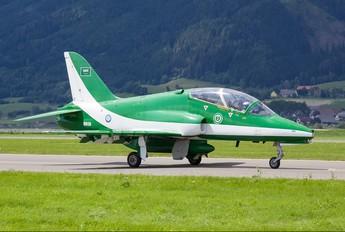 8808 - Saudi Arabia - Air Force: Saudi Hawks British Aerospace Hawk 65 / 65A