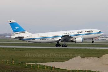 9K-AMD - Kuwait Airways Airbus A300