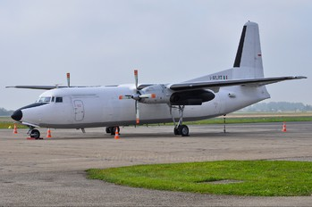 I-MLRT - Europe Airpost Fokker F27