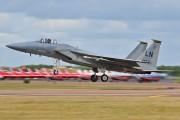 86-0174 - USA - Air Force McDonnell Douglas F-15C Eagle aircraft