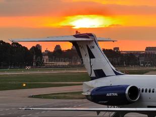 LV-WGM - Austral Lineas Aereas McDonnell Douglas MD-83
