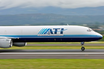 N604BX - ATI - Air Transport International Douglas DC-8-73F