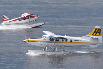 C-FRNO - Harbour Air de Havilland Canada DHC-3 Otter