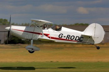 G-RODC - Private Steen Aero Lab Skybolt