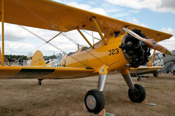 N60M - Private Boeing Stearman, Kaydet (all models)