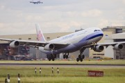 B-18805 - China Airlines Airbus A340-300 aircraft