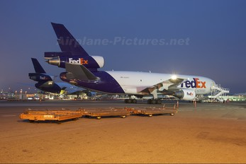 N398FE - FedEx Federal Express McDonnell Douglas MD-10-10F