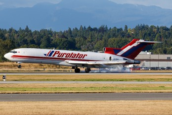 C-GMKF - Kelowna Flightcraft Air Charter Boeing 727-200F (Adv)
