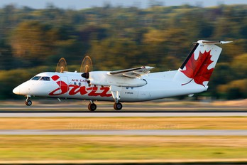 C-GKON - Air Canada Jazz de Havilland Canada DHC-8-100 Dash 8