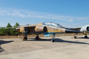 CE.14C-86 - Spain - Air Force Dassault Mirage F1DDA