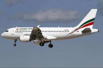 VQ-BMM - Tatarstan Airbus A319