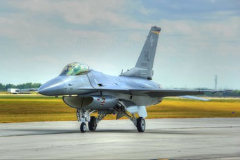 88-0457 - USA - Air Force General Dynamics F-16CG Night Falcon