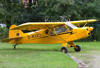 D-MKRS - Private Piper PA-16 Clipper