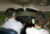 G-ATOM - Private Piper PA-28 Cherokee aircraft