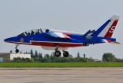 "E95 - France - Air Force ""Patrouille de France"" Dassault - Dornier Alpha Jet E aircraft"