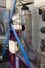 G-ACVA - Private Kay Gyroplane 33/1