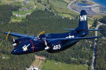 N6178C - Private Grumman F7F Tigercat