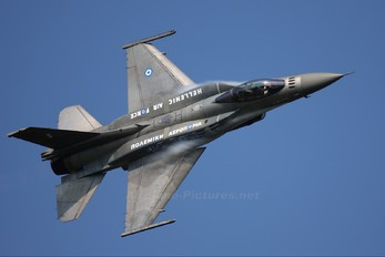 537 - Greece - Hellenic Air Force Lockheed Martin F-16C Fighting Falcon