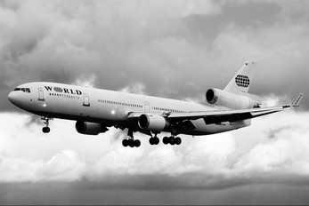 N270WA - World Airways McDonnell Douglas MD-11
