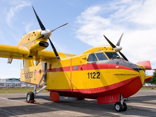 UD.13-28 - Spain - Air Force Canadair CL-215T