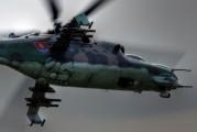 0927 - Slovakia -  Air Force Mil Mi-24V aircraft
