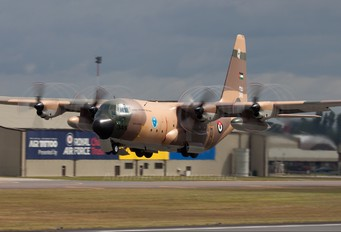 345 - Jordan - Air Force Lockheed C-130H Hercules