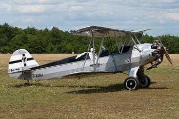 F-AZMJ - Private Focke-Wulf Fw.44J Stieglitz