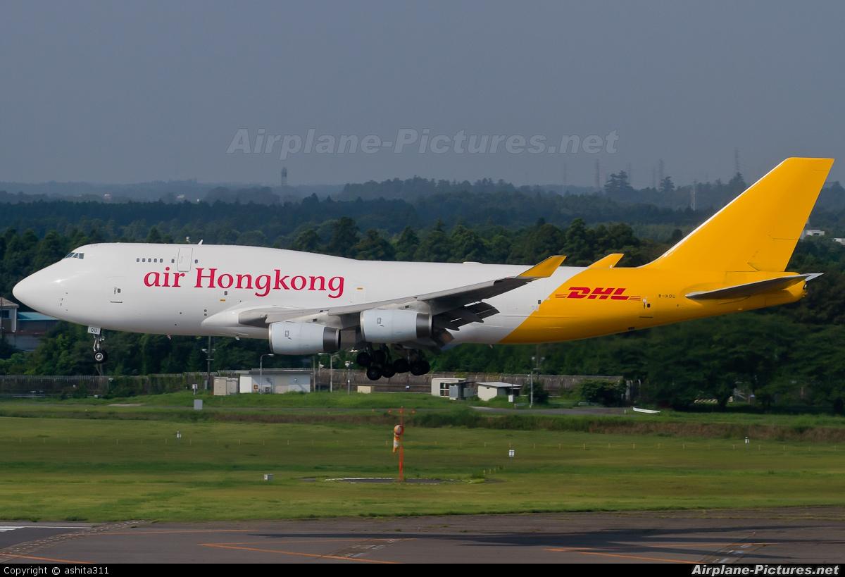 Resultado de imagen de Air Hong Kong