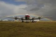 G-APSA - Air Atlantique Douglas DC-6A aircraft