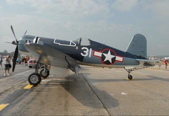 N46RL - Private Goodyear FG Corsair (all models)