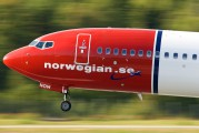 LN-NOM - Norwegian Air Shuttle Boeing 737-800 aircraft