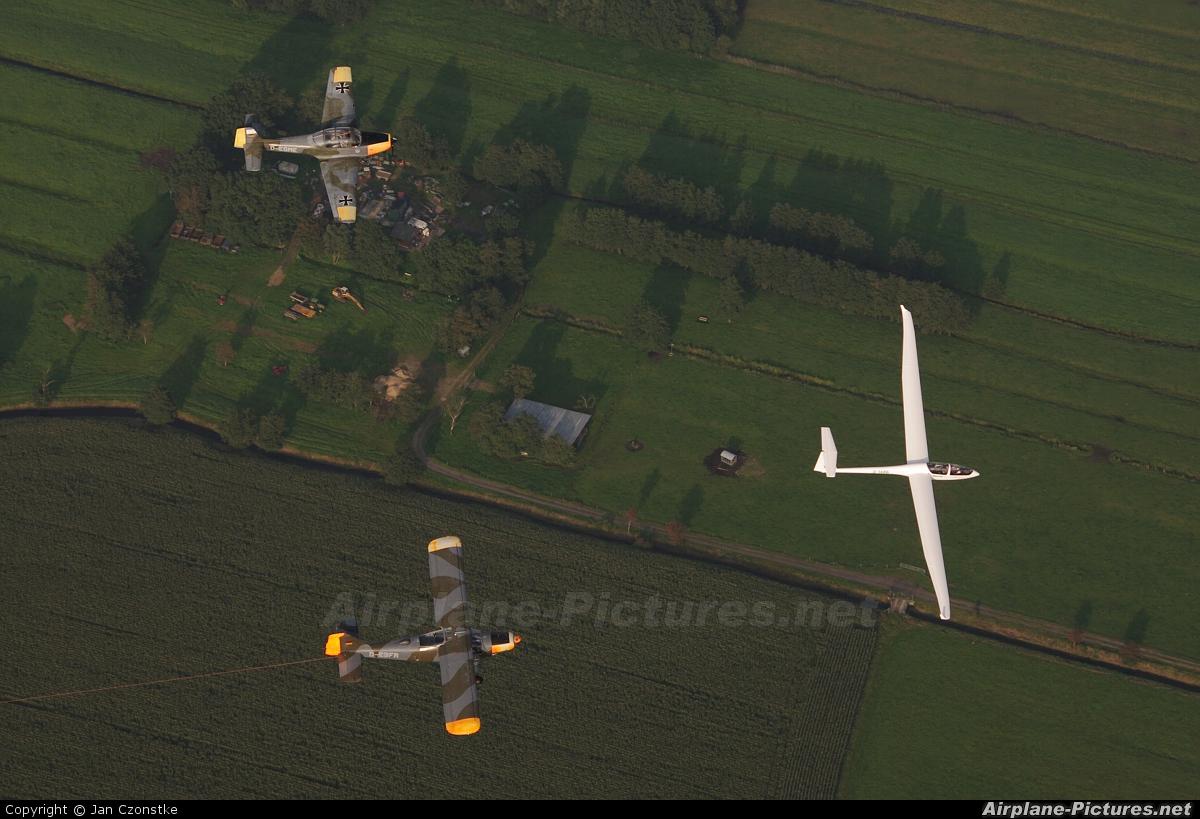 Sportfluggruppe Nordholz/Cuxhaven D-1486 aircraft at Nordholz