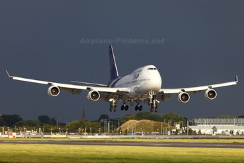 HS-TGK - Thai Airways Boeing 747-400
