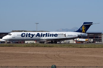 SE-DMC - City Airline McDonnell Douglas MD-87