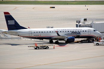 N135HQ - US Airways Express Embraer ERJ-170 (170-100)