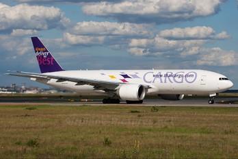 N775SA - Thai Cargo Boeing 777F