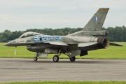 537 - Greece - Hellenic Air Force Lockheed Martin F-16C Fighting Falcon aircraft