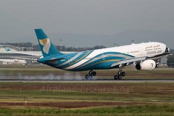 A4O-DB - Oman Air Airbus A330-300