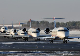 N223JS - US Airways Express Canadair CL-600 CRJ-200