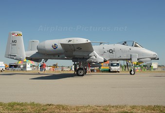 78-0640 - USA - Air Force Fairchild A-10 Thunderbolt II (all models)