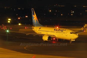 PR-VBU - VARIG Boeing 737-700