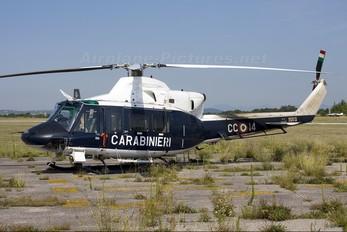 MM81367 - Italy - Carabinieri Agusta / Agusta-Bell AB 412