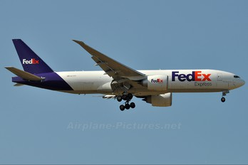N884FD - FedEx Federal Express Boeing 777F